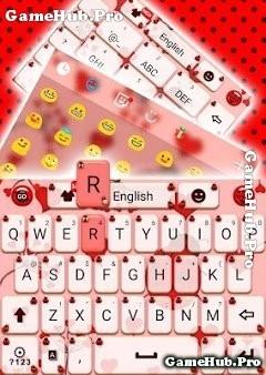 Tải Ladybug Keyboard - Ứng dụng làm đẹp bàn phím Android