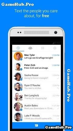 Tải Messenger - Ứng dụng nhắn tin Facebook cho Android