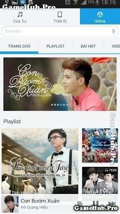 Tải Nhaccuatui Apk - Nghe và Tải nhạc Online cho Android
