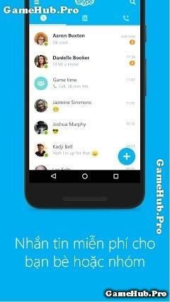 Tải Skype Apk - Gọi video, nhắn tin miễn phí Android