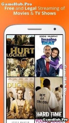 Tải Tubi TV - Ứng dụng xem Phim, TV nước ngoài Android