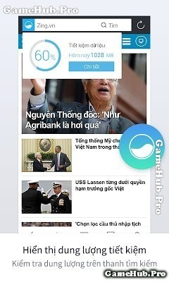 Tải UC Browser Apk - Ứng dụng duyệt Web nhanh Android