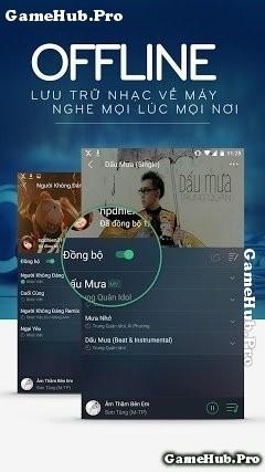 Tải XMusic - Ứng dụng nghe, tải nhạc tốc độ cao Android