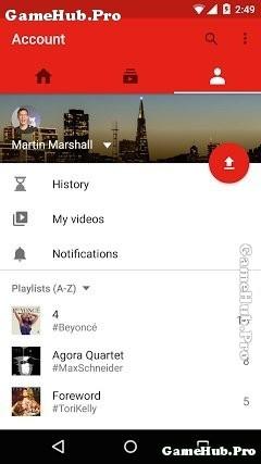 Tải YouTube Apk - Xem Video Online cho Android mới nhất