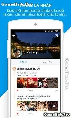 Tải Zalo Apk - Ứng dụng Zalo cho Android mới nhất
