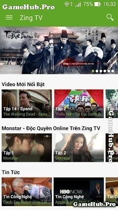 Tải Zing TV Apk - Xem Phim, Video Online cho Android