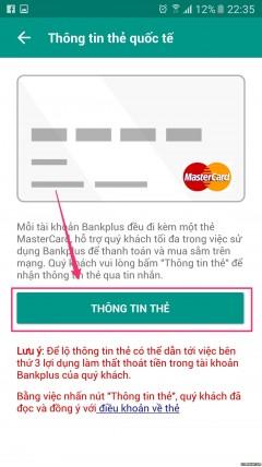 Cách mở thẻ visa/master card qua Bankplus Viettel miễn phí