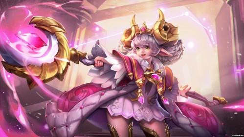 Liên Quân Mobile: Cách chơi và lên đồ tướng Alice bá đạo