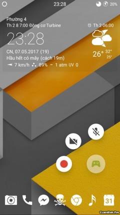 Quay video màn hình điện thoại với Google Play Games
