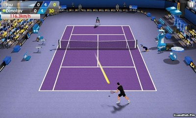 Tải game 3D Tennis - Thể thao Quần Vợt 3D cực hay Android