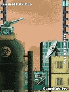 Tải game Amazing City Jump - Năng lực siêu nhiên Java