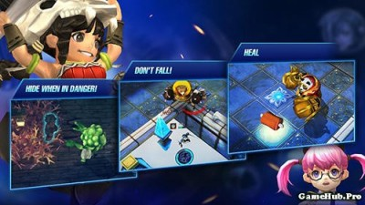 Tải game Arena Masters - Legend Begins nhập vai chiến đấu