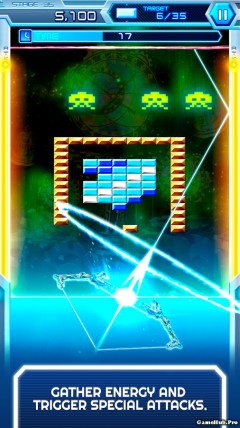 Tải game Arkanoid vs Space Invaders cho Android miễn phí