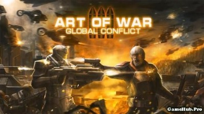 Tải game Art Of War 3 - Global Conflict chiến thuật Android