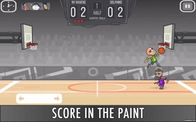 Tải game Basketball Battle - Bóng rổ kiểu mới Mod tiền