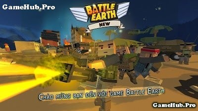 Tải game Battle Earth - Chiến thuật đỉnh cao cho Android
