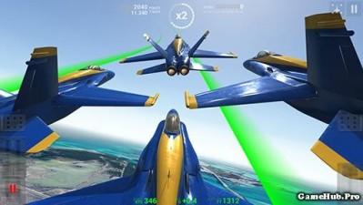 Tải game Blue Angels - Mô phỏng lái máy bay Android