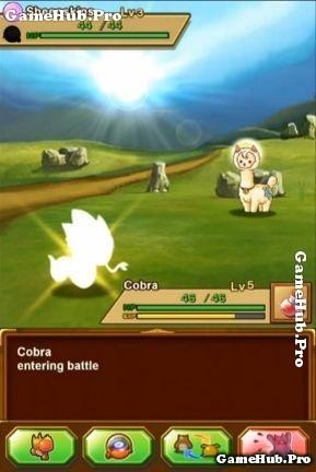 Tải game Bulu Monster - Thu thập Quái Vật Mod tiền Android