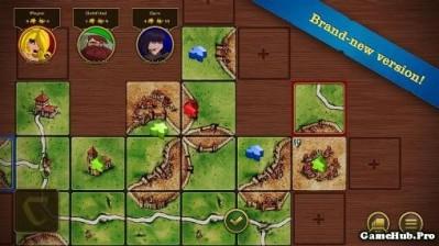 Tải game Carcassonne - Bậc thầy trí tuệ Mod cho Android