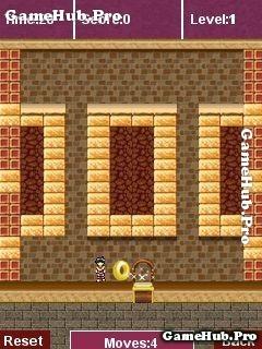 Tải game Castle World - Mở cửa kho báu trí tuệ cho Java