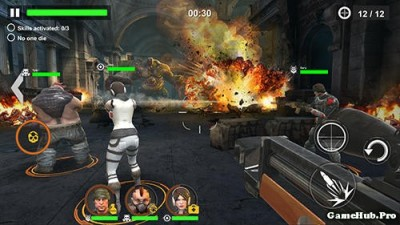Tải game Dead Warfare Zombie - Bắn súng Zombie Android