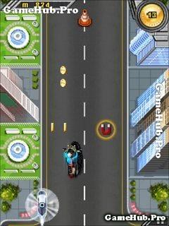 Tải game Dhoom 3 - Chạy trốn cảnh sát Chicago cho Java