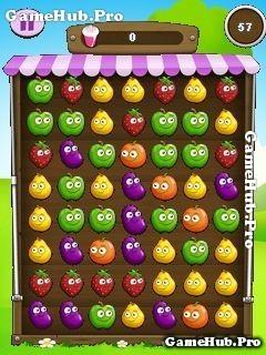 Tải game Farmer Jewels - Thu hoạch trái cây cho Java