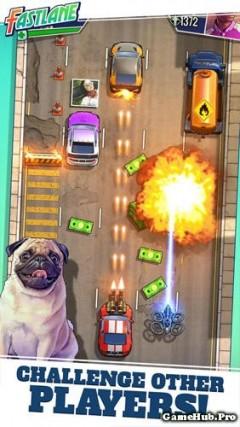 Tải game Fastlane - Road to Revenge Lái xe bắn súng