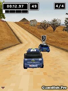 Tải game FIA World Rally Championship - Đua xe 3D Java
