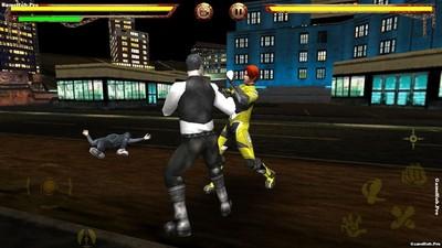 Tải game Fighting Tiger - Đối kháng võ thuật Mod Android