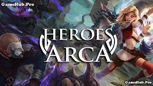Tải game Heroes of Arca - Nhập vai RPG cho Android