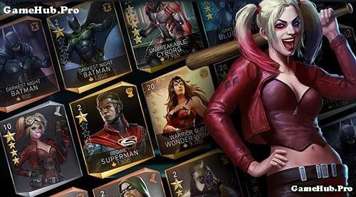 Tải game Injustice 2 - Đối kháng chiến đấu cho Android