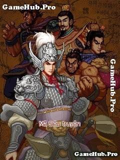 Tải game Mã Siêu Truyện - Thể loại nhập vai ARPG Việt Hóa