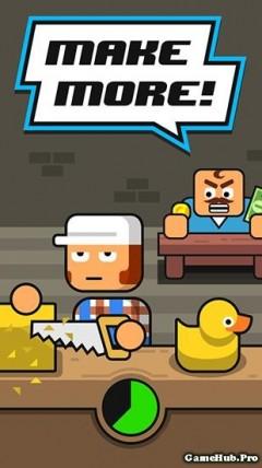 Tải game Make More - Quản lý nhân viên Mod tiền Android