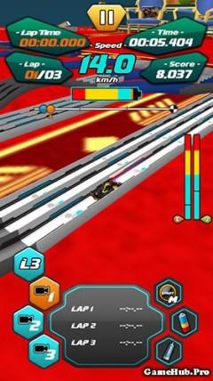 Tải game Mini Legend - Đường đua Mini rực lửa Android