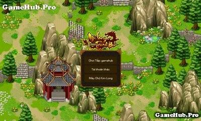 Tải game Ngũ Long Tranh Bá - Nhập vai kiếm hiệp TeaMobi
