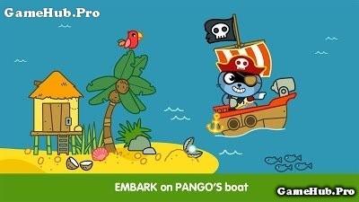 Tải game Pango Pirate - Săn lùng kho báu cho Android
