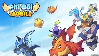 Tải game Phi Đội Mobile - Luyện thú đại chiến Android iOS
