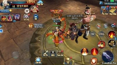 Tải game Phong Thần VTC - Nhập vai 3D cho Android iOS