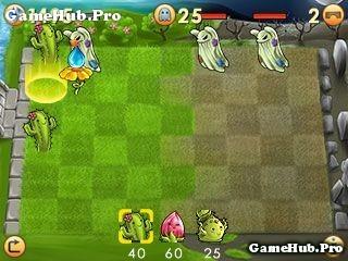 Tải game Roslinki vs Duchy - Chiến thuật diệt thây Ma