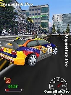 Tải game Snow Rally City Stage 3D - Siêu phẩm Đua Xe