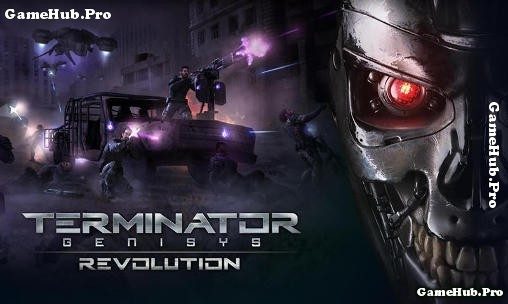 Tải game Terminator Genisys - Chiến thuật Robots Android