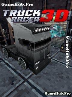 Tải game Truck Racer 3D - Lái xe tải cực chất cho Java