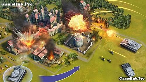 Tải game World Warfare - Mô phỏng thế chiến thứ 2 Android