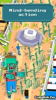 Tải game Zombies Chasing My Cat - Giải trí thú vị Android