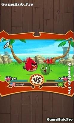 Tải Game Angry Birds Fight Kim Cương Apk Cho Android