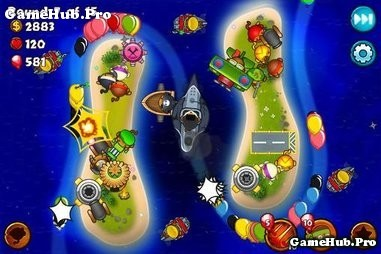 Tải Game Bloons Monkey City Xây Dựng Thành Phố Cho Android