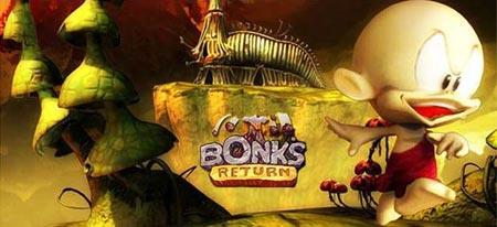 Tải Game Bonks Return Giải Cứu Công Chúa Cho Java