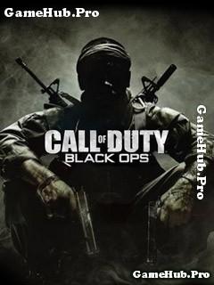 Tải Game Call Of Duty Black Ops - Bắn Súng Cho Java