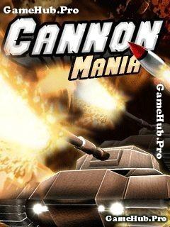 Tải Game Cannon Mania - Đấu Tăng Hấp Dẫn Cho Java